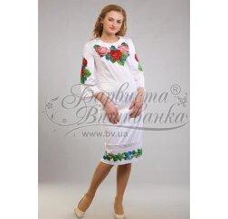 ТМ Барвиста Вишиванка, жіноче плаття ПЛ-8