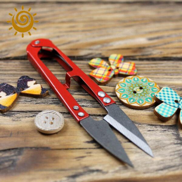 Ножиці для обрізки нитки, металеві 1