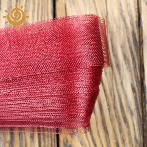 Регілін м`який 35 мм, колір червоний 2