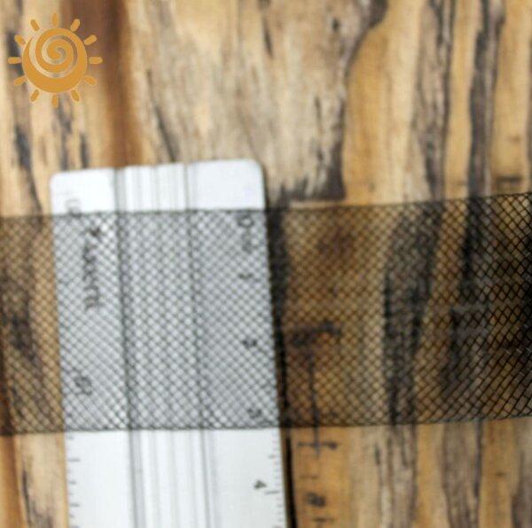 Регілін м`який 30 мм, колір чорний 2