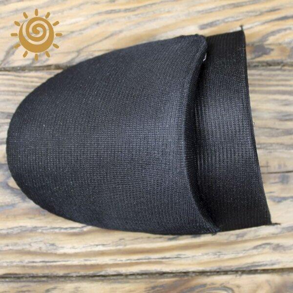 Плечові накладки, колір чорний 1