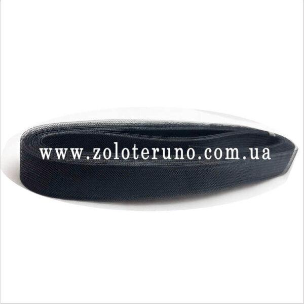 Регілін м`який, колір чорний