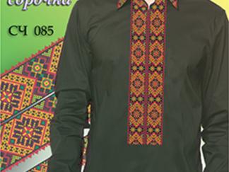 Паперові схеми чоловічих сорочок