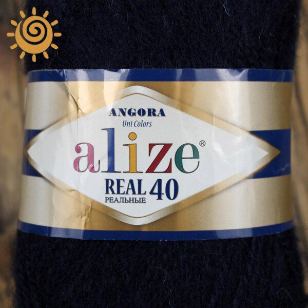 пряжа алізе ангора реал 40
