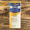 Голка ручна для вишивки хрестиком DMC №24 з тупим кінцем 6
