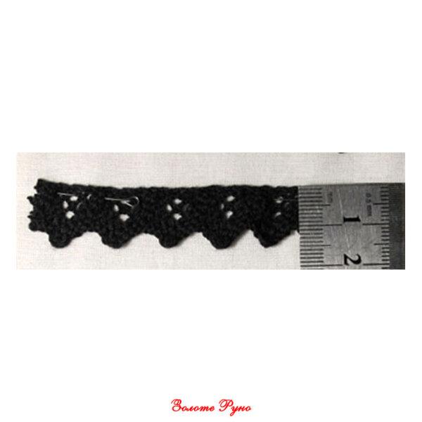 Мереживо кольорове 28, 1.5 см
