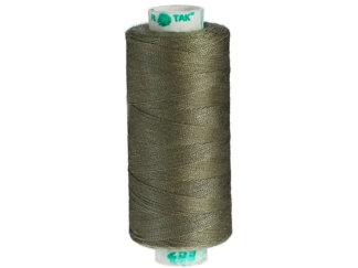 Нитка Filtex 450 ярд, щільність 40/2, колір сіро-зелений