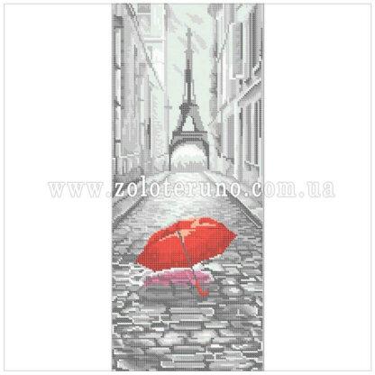 Пано Під дощем ПМ-4004. Париж