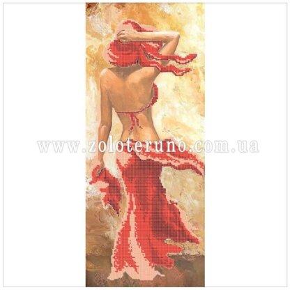 Пано Дівчина в червоному ПМ-4030, Барви Поділля