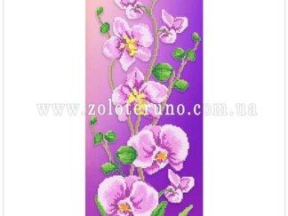 ПМ-4054. Схема для вишивки бісером Квітуча орхідея