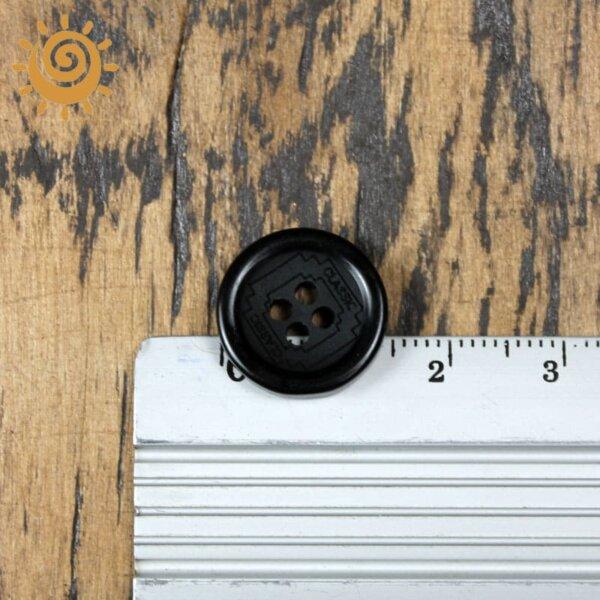Ґудзик на чотири удари 15 мм, арт. 011м 2 Gydzuk 75