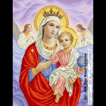 Діва Марія з Ісусом, Виробник Солес