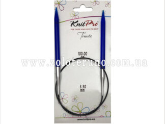 Спиці кругові Trendz KnitPro, 100 см, 3.50 мм