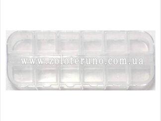 Органайзер для прямокутний (12 комірок)