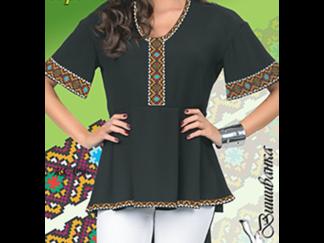 Женская блуза ЖС-085