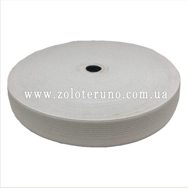Резинка еластична/резинка для білизни,колір білий