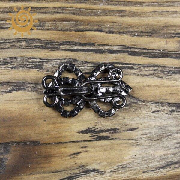 Гачок до одягу - Корона, колір нікель 2 16943 2