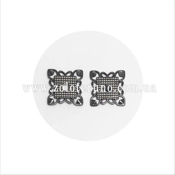 Пришивні кнопки, 25 мм, нікель