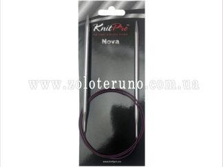 Металеві спиці Nova Metal KnitPro
