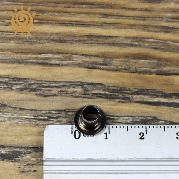 Люверс №3, колір нікель 1