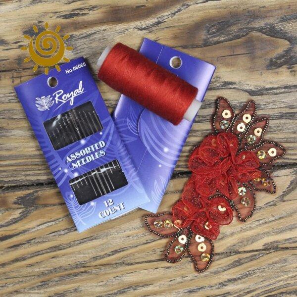 голки для шиття трикотажу