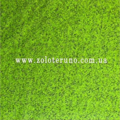 Пальтова тканина букле, колір зелена, ширина 150 см