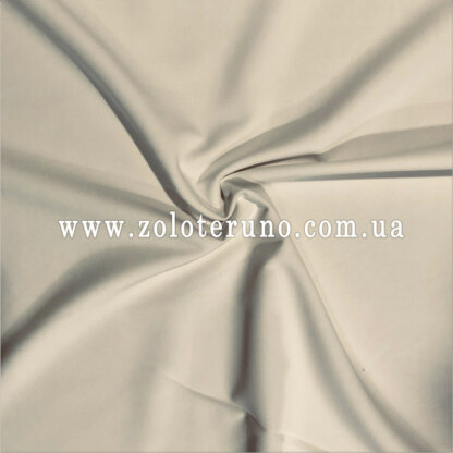 Костюмна тканина, колір молочний, ширина 150 см