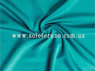 Костюмна тканина, колір бірюзовий, ширина 150 см
