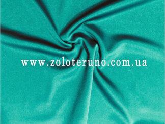 Костюмна тканина, колір колір світло-бірюзовий, ширина 150 см