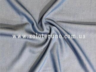 Костюмна тканина, колір блакитний, ширина 150 см