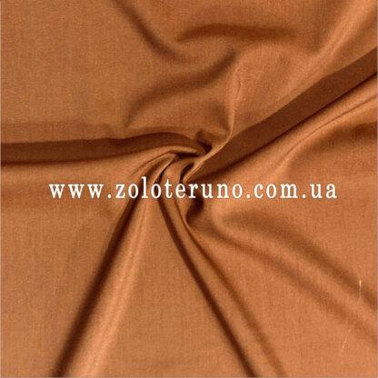 Костюмна тканина, колір коричневий, ширина 150 см