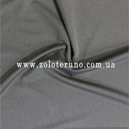 Костюмна тканина, колір яскраво-сірий, ширина 150 см