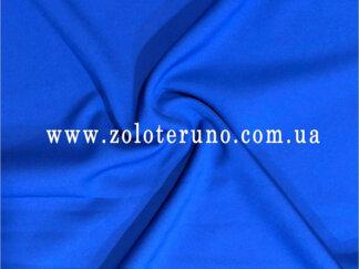 Костюмна тканина, колір синій, ширина 150 см