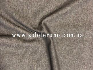 Костюмна тканина, колір темно-сірий, ширина 150 см