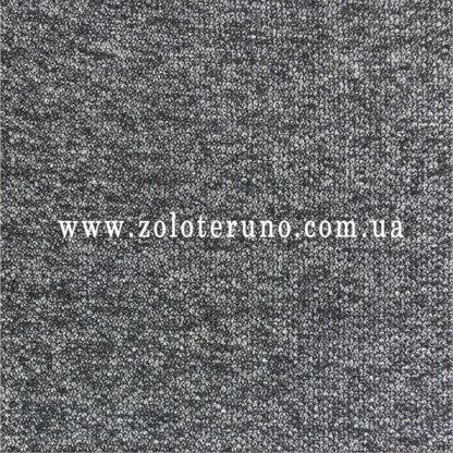 Костюмна тканина, колір чорна з білим, ширина 150 см