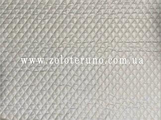 Плащовка з синтепоном, колір білий, ширина 150 см