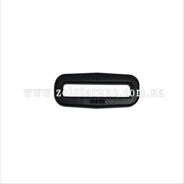 Рамка пластикова 30 мм, колір чорний
