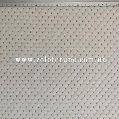Трикотаж, колір білий Зара, ширина 150 см