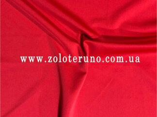 Трикотаж, колір червоний, ширина 150 см