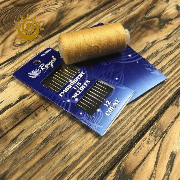 Універсальний набір швейних голок Royal 06021, 12 голок 2