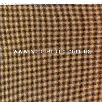 Трикотаж, колір коричневий з сіткою, ширина 150 см
