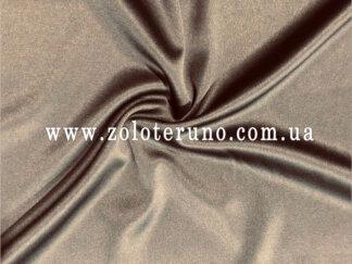 Трикотаж, колір коричневий, ширина 150 см