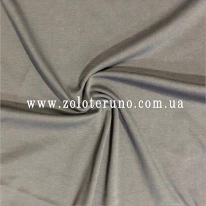 Трикотаж, колір сірий, ширина 150 см