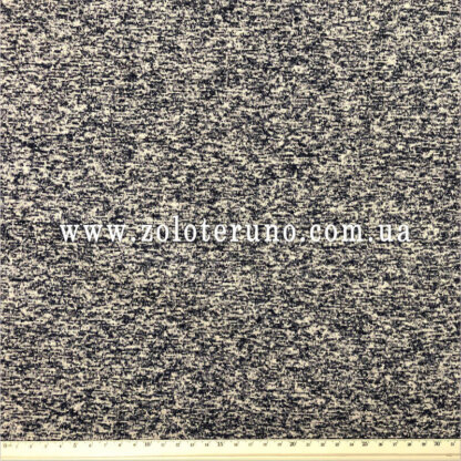 Трикотаж, колір сірий утеплений, ширина 150 см