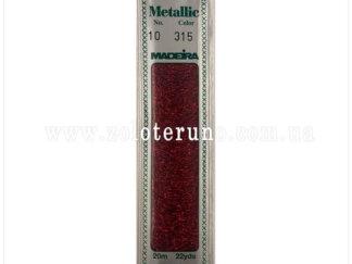 315 Madeira Metallic Perle
