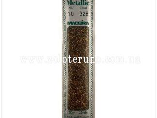 326 Madeira Metallic Perle
