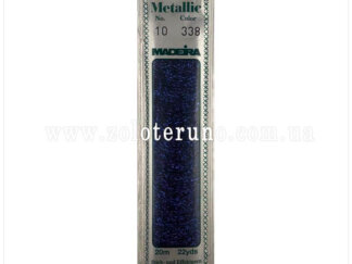 338 Madeira Metallic Perle