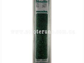 357 Madeira Metallic Perle