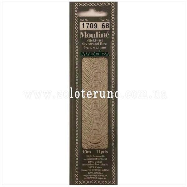 Муліне для вишивання 1709 Madeira