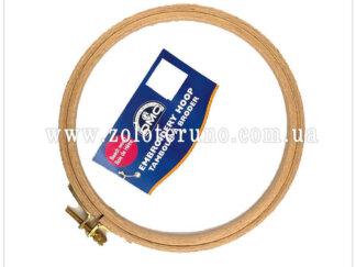 П'яльці для вишивки дерев'яні DMC, Ø220мм